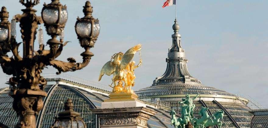 Biennale des Antiquaires 2014 : Versailles au Grand Palais