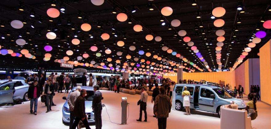 Paris Motor Show is a thrilling day out for all ages