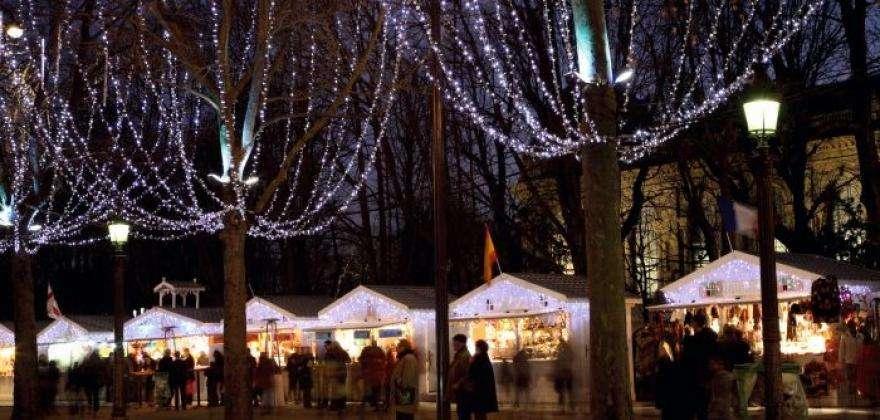 Noël à Paris 2013 : vivez la fête au coeur de la capitale