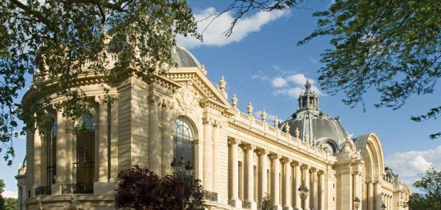 The art of sharing at Paris Fine Art Museum