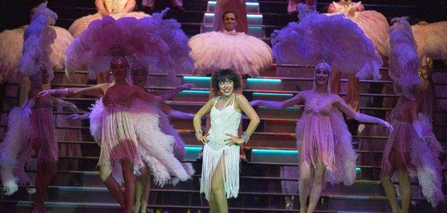 Mistinguett passée en revue au Casino de Paris