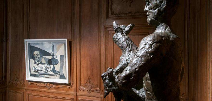 Explore the newly renovated Picasso Museum