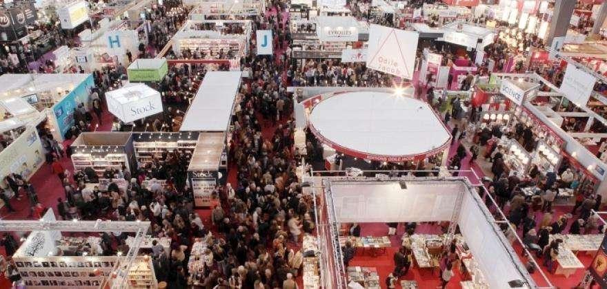 Paris Book Fair 2015
