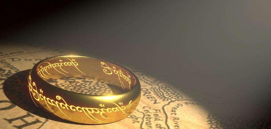 Exposition Tolkien à la BNF, l'œuvre d'une vie