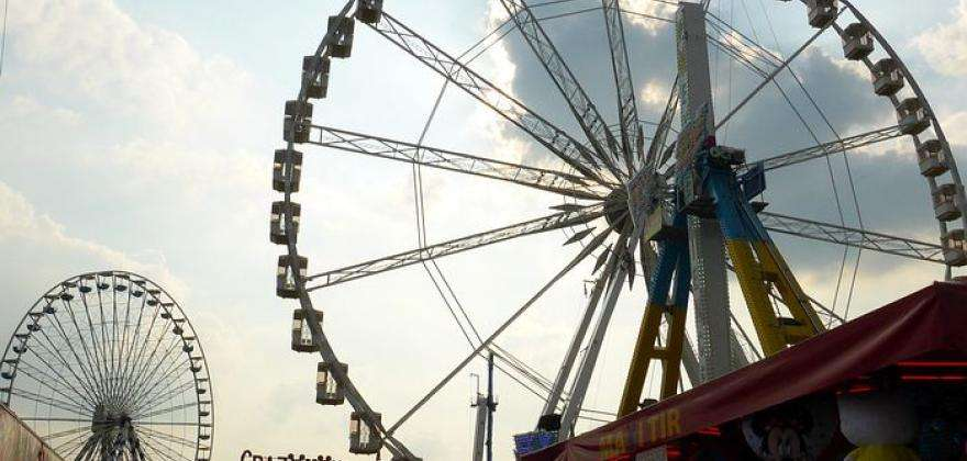 The Foire du Trône: essential family fun for early spring
