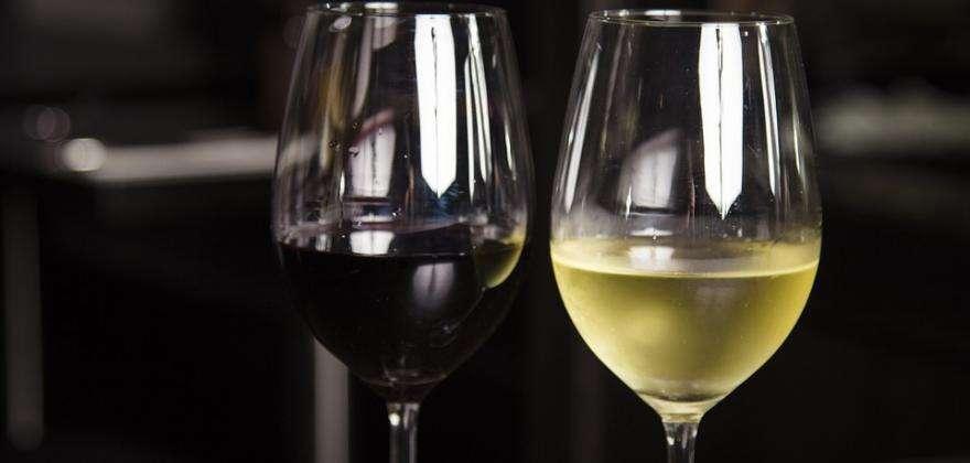 Wine tasting and the life of one of the all-time great writers