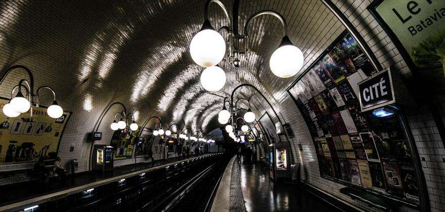 Discover the fascinating history of the Paris Metro