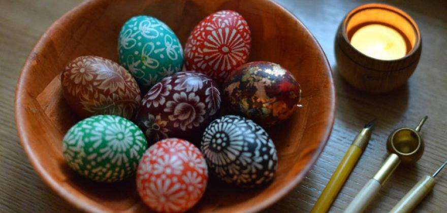Easter chocolates are back in Paris
