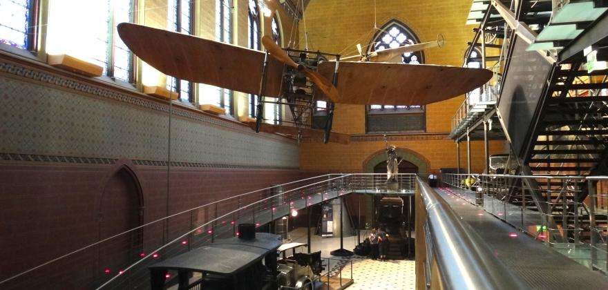Discover the Musée des Arts et Métiers during the Night of Museums