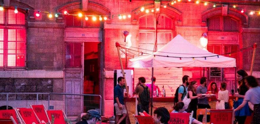 Paris Summer Festival and Paris Plages; the capital celebrates the season