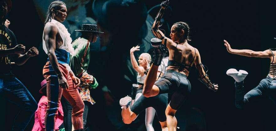 Jean-Paul Gautier et son Fashion Freak Show
