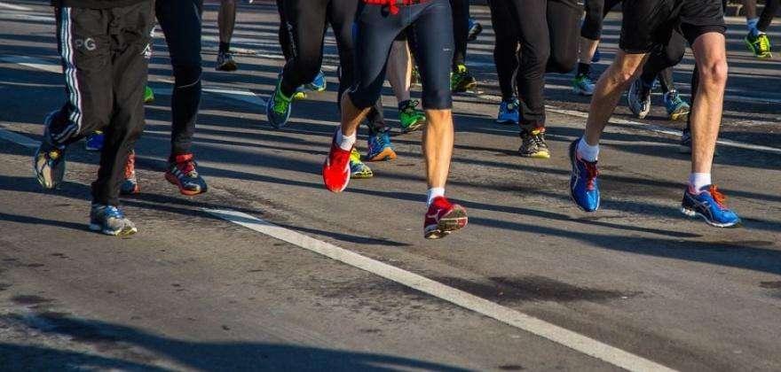 Il court il court le Marathon de Paris - Hotel Paris France