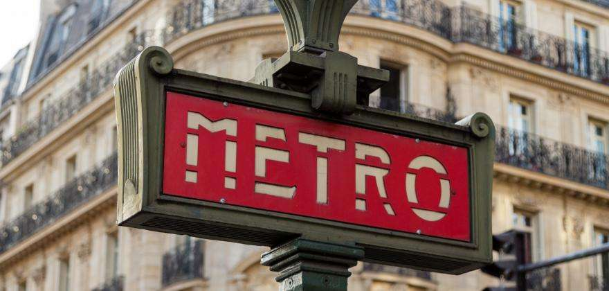 Parisian public transport; making your stay easier