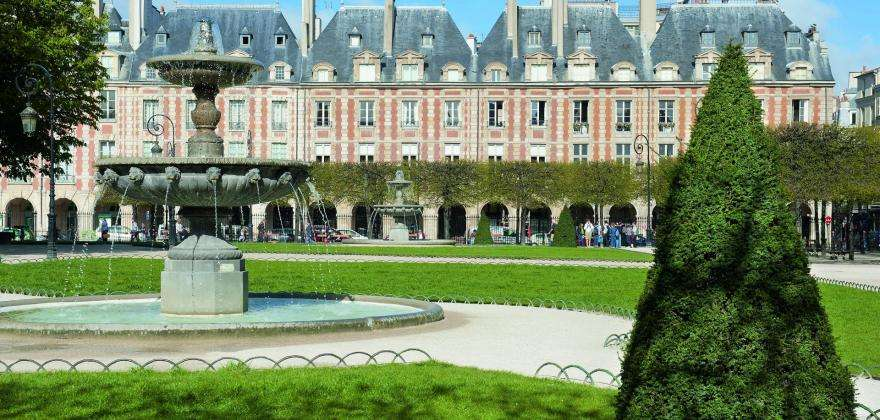 Marais Paris Hotels : a district steeped in history