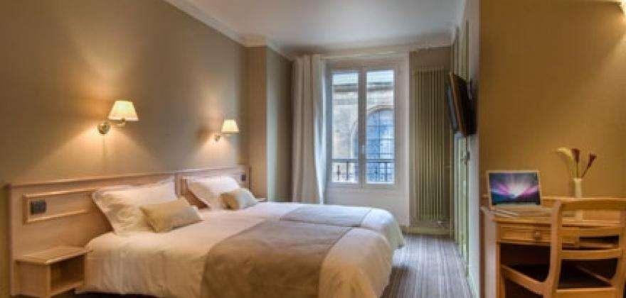 Bienvenue à l'Hôtel Paris France