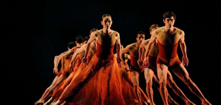 Les Etés de la Danse Festival in Paris 2014, a Summer Joy