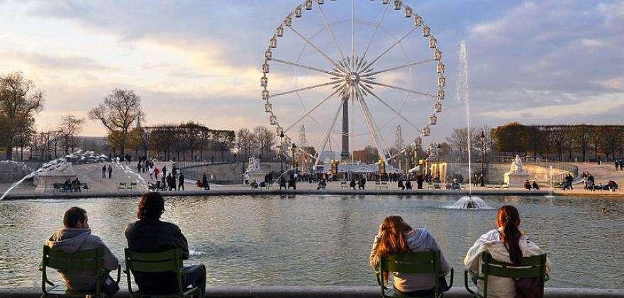 Aux beaux jours, pique-niquez et amusez-vous à la fête des Tuileries