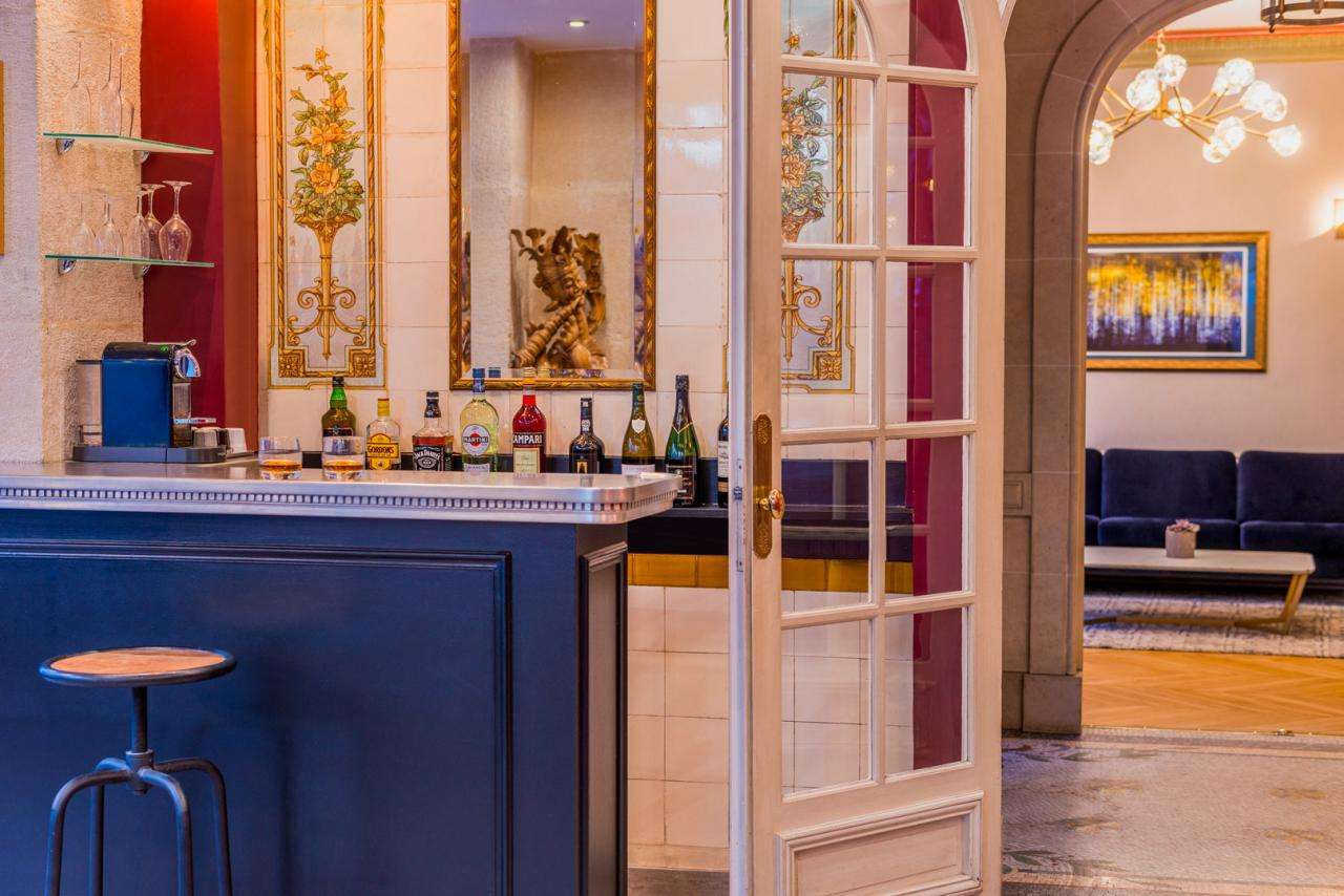 Paris France Hôtel - Bar