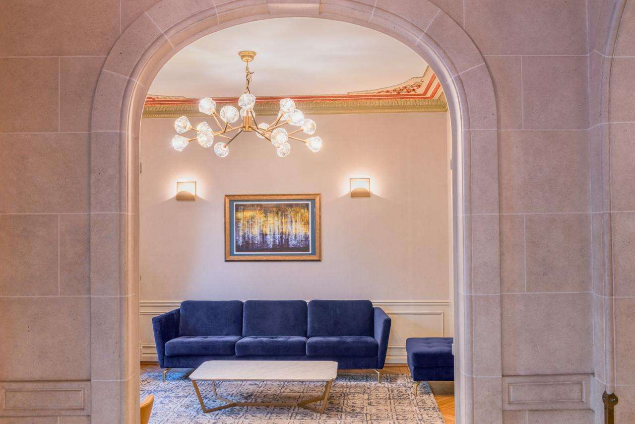 Paris France Hôtel - Lounge