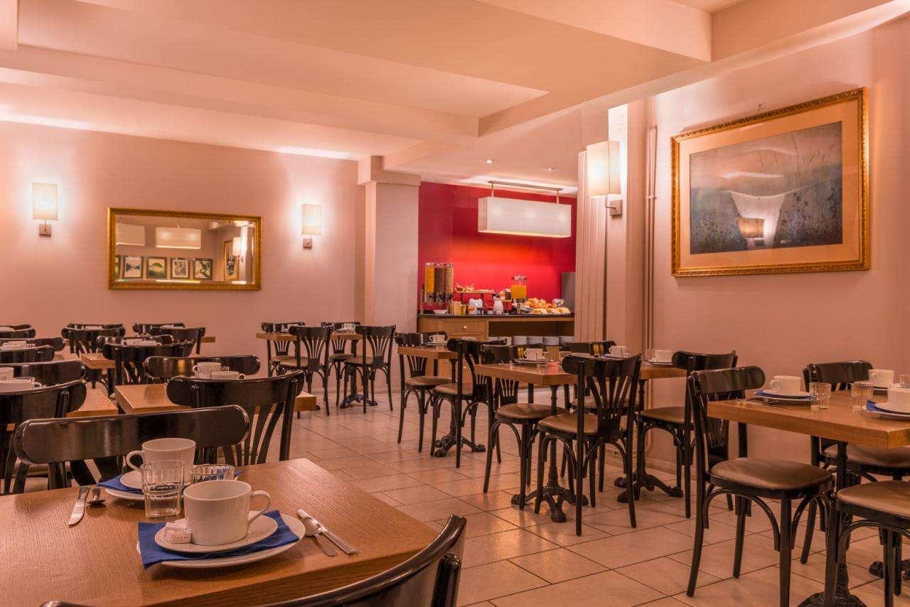 Paris France Hôtel - Petit déjeuner